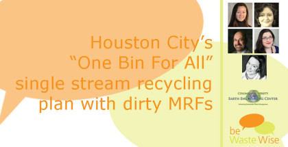 Featured Image - Recycling in North American Cities - Single Stream Recycling and Dirty MRFs