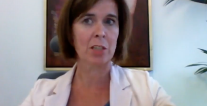 Kristel Kristel Moulaert, Director of ISVAG