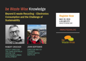 Beyond E-waste Recycling – Electronics Consumption and the Challenge of Sustainability