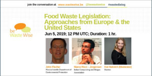 Food Waste Legislation: Approaches from Europe and the United States