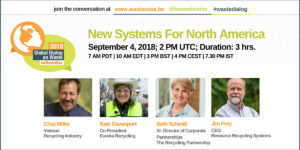 New Systems For North America | 2018 Global Dialogue on Waste
