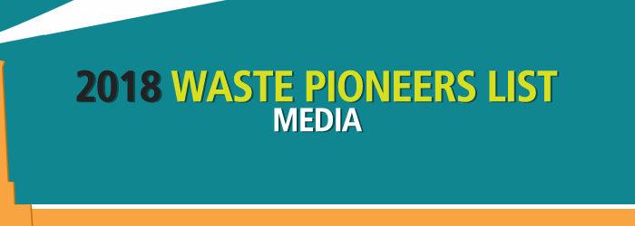 2018 be Waste Wise Pioneers – Media