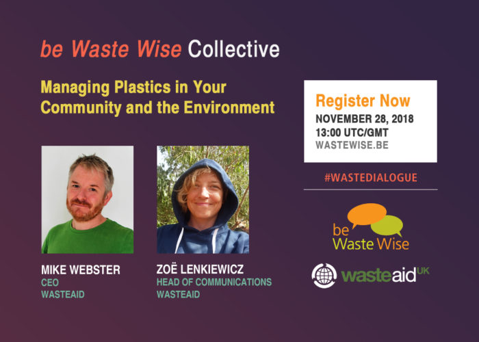 Managing plastics in your community and the environment: