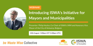Introducing ISWA's Initiative for Mayors and Municipalities